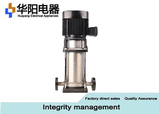 CDLF Series Vertical Multi Stage Electric Centrifugal Pump Impeller For Fire Fighting System