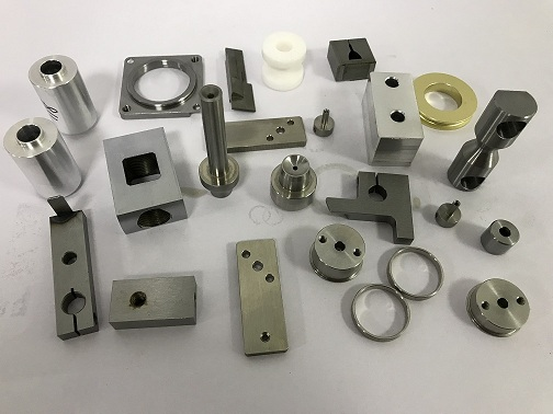 CNC Turned & Milled Machining Center
