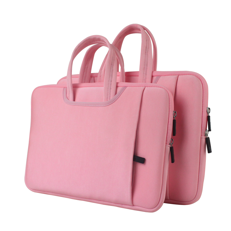 Neoprene Macbook tablet laptop Zipper Carrying Case Bag
