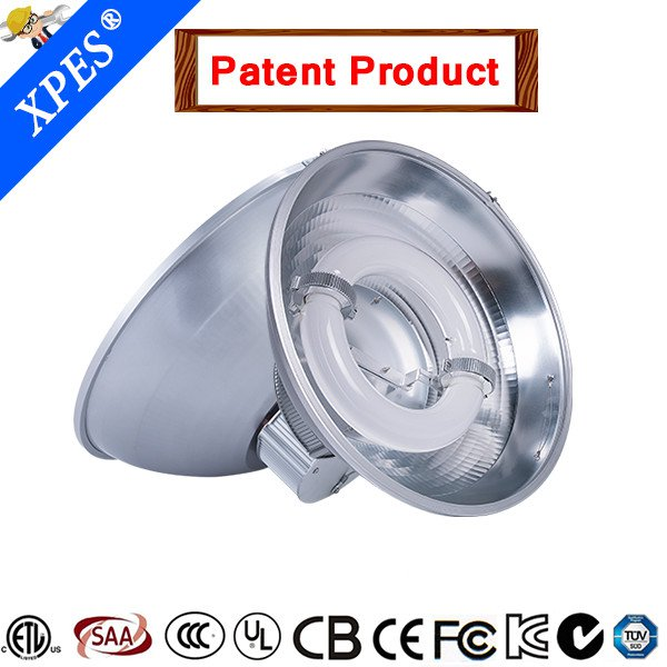 No Flickering induction light suitable for indoor lighting workshop wearhouse factory
