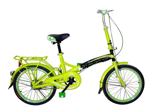 Children's bicycle with automatic generating system, aluminium alloy handle bar, 16'', OEM/ODM