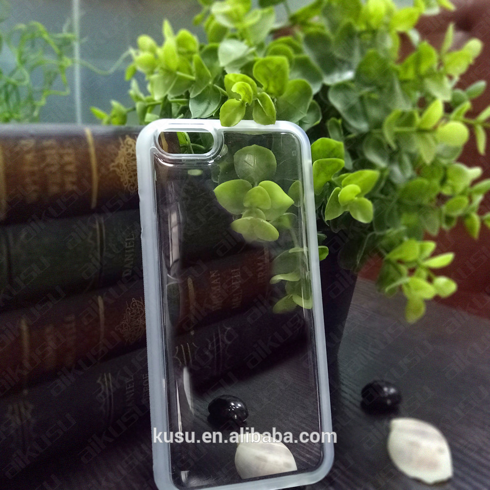 Hot sale transparent Anti Gravity Case for iphone 7 plus