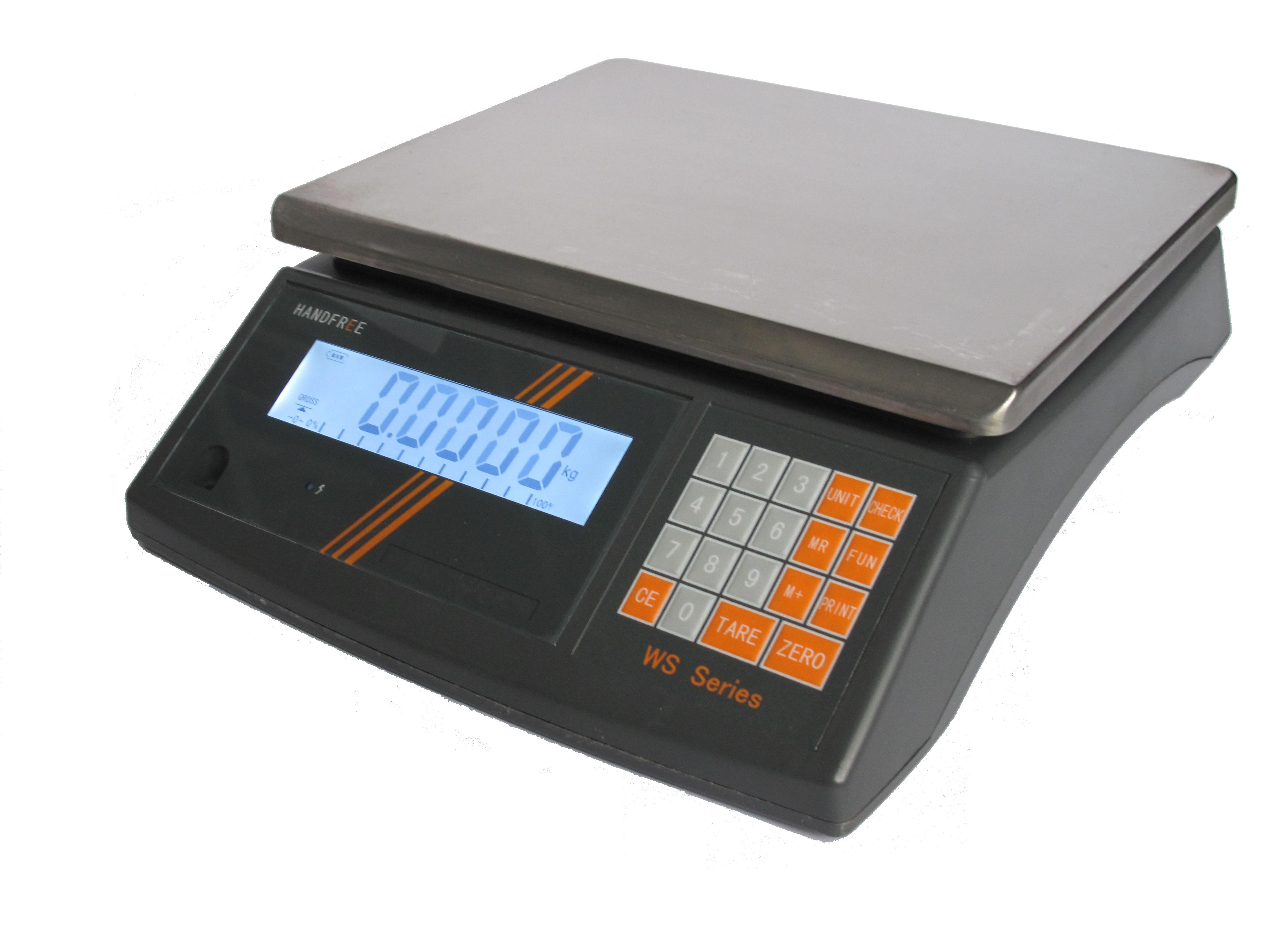 WA high accuracy weighing scale