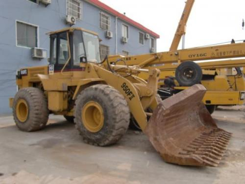 CAT 950F Used Loader