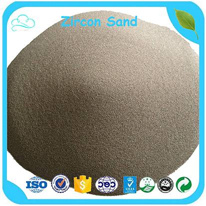 High Purity Competitive Price 66% Zircon Sand For Refractory