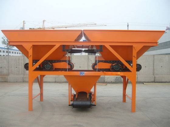 PLD Concrete Batching Machine
