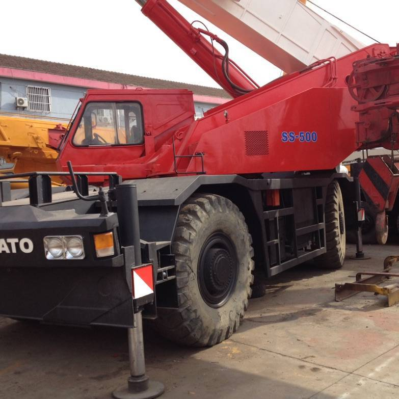 KR500 used crane for sale in low price