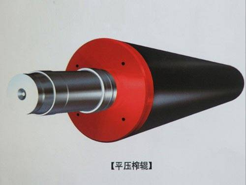 Press Roll for papermaking machinery