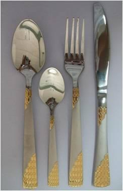 X051 Stainless steel tableware cutlery flatware