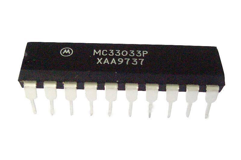 MOTOROLA MC33033P DIP-20 DC MOTOR CONTROLLER IC