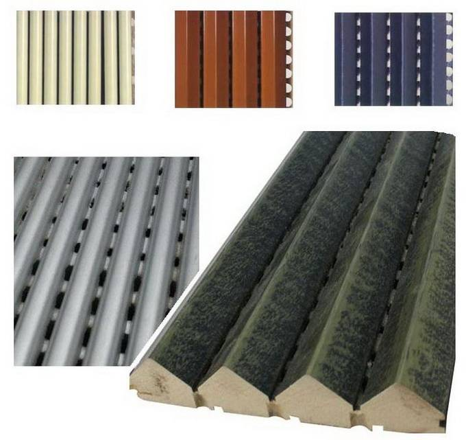 Acoustic Diffuser Panel