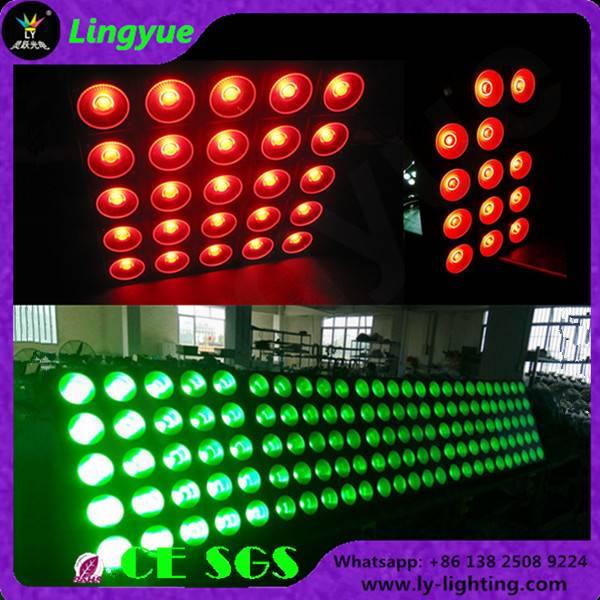 25X30W RGB 3in1 COB led par can