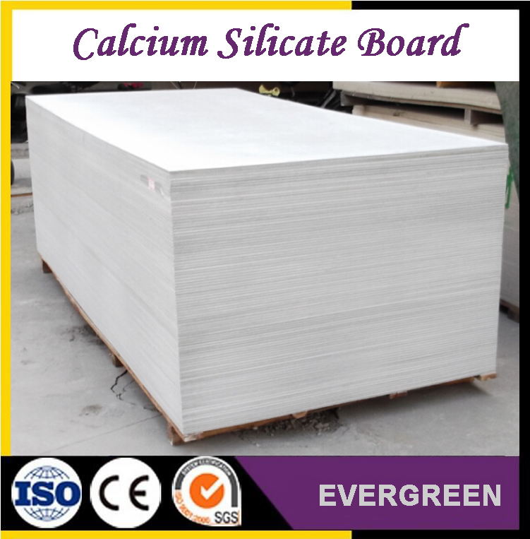 Fireproofing Materials Calcium Silicate Boards