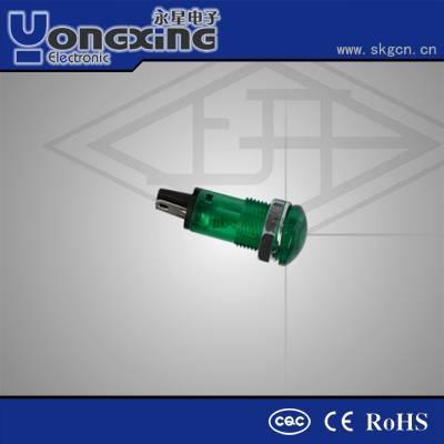Hot sale 10mm Neon/Lec Euro Type electric pilot lamp indicator