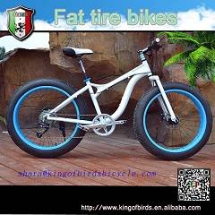 2016 latest mountain bike good quality snow bike fat bicycle chinese supplier