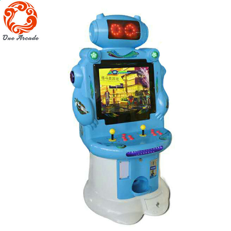 Coin Operated Pandora's Box of 3G 550 In 1 Kids Game Machine for sales