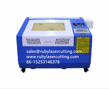 3050 60W CO2 laser engraver DSP RDworks