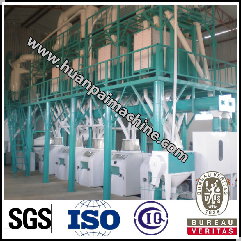 roller mill/maize flour milling machine/wheat flour mill equipment