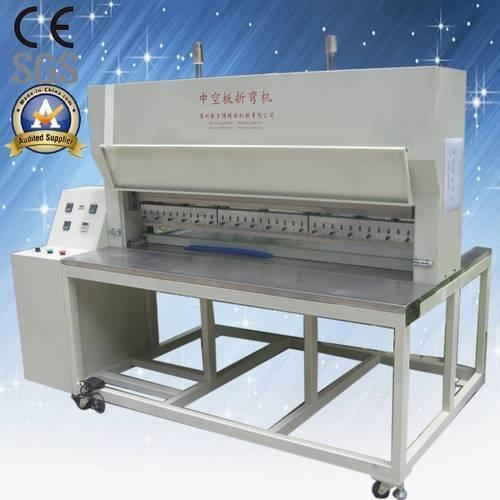 Hollow plate welding machine