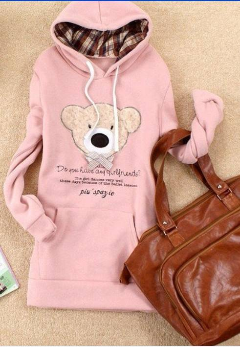Hot Sale Hoodie Long Top Pullover,Womens Coats