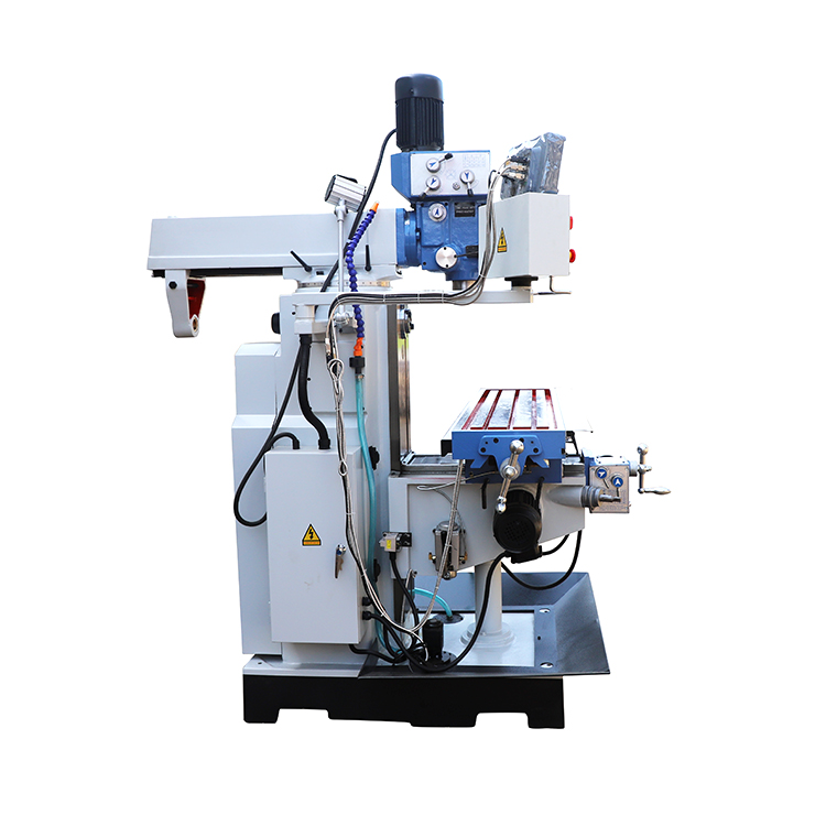 Award-Winning Products Gear Head Milling And Drilling Machine Vertical Drilling And Milling Machine
