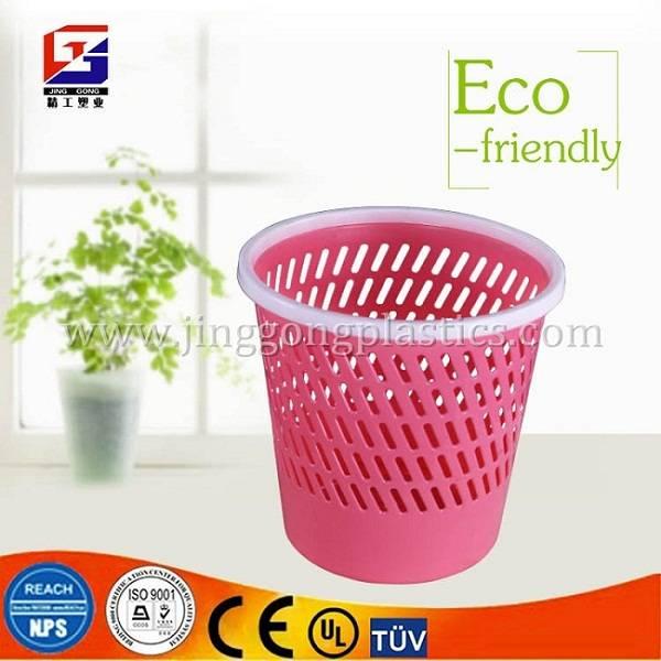 plastic trash bin,waste paper basket,trash bin