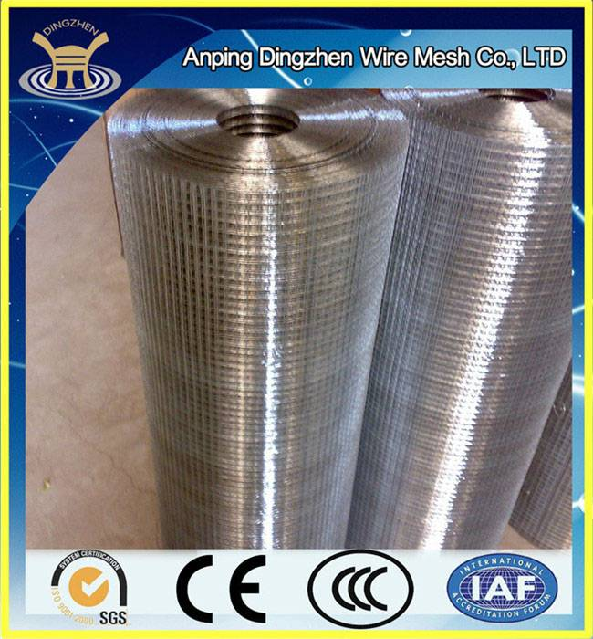 Hign Quality Cheap Welded Wire Mesh For Sale / Used Welded Wire Mesh Price