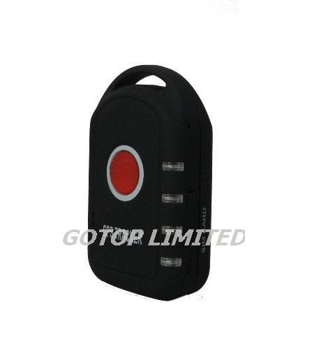 personal GPS tracker with 200 hours battery and one big SOS button(TL-206)