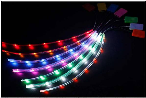 battery operated led strip lights/multicolor led light strip/led strip pcb