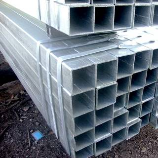 Hot dip Galvanised Square and Rectangular Steel Pipe (ASTM A54/A53M-07; ASTM A500/A500M-07)