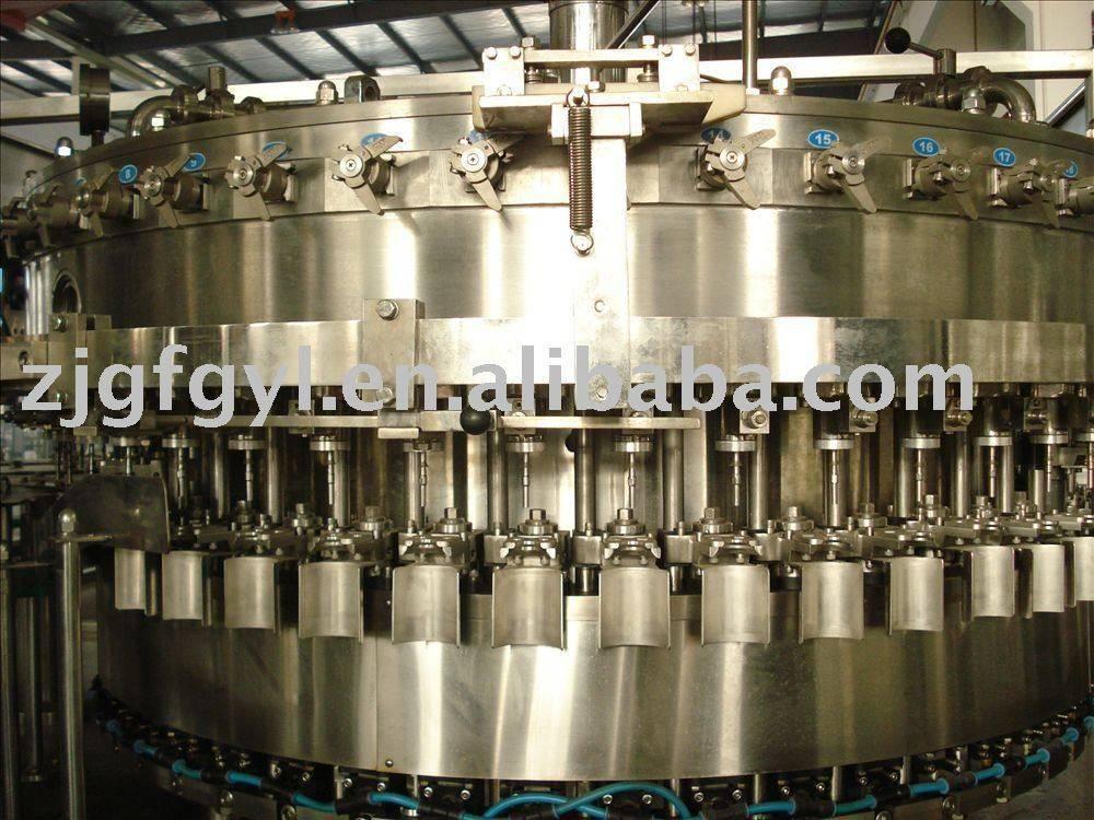 CGN 50-50-12 wine filling machine