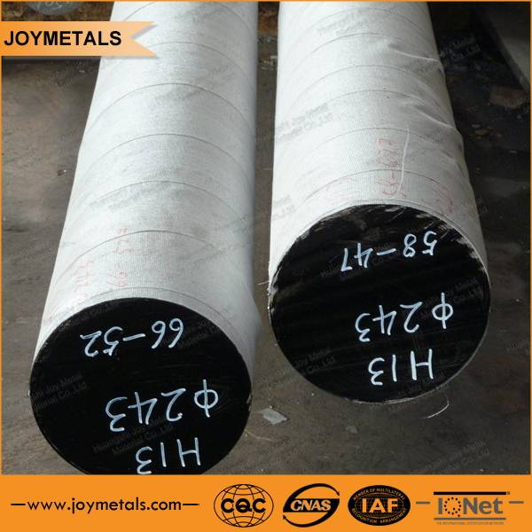 Hot Rolled Steel H13/SKD61 Tool Steel Bar Suppliers