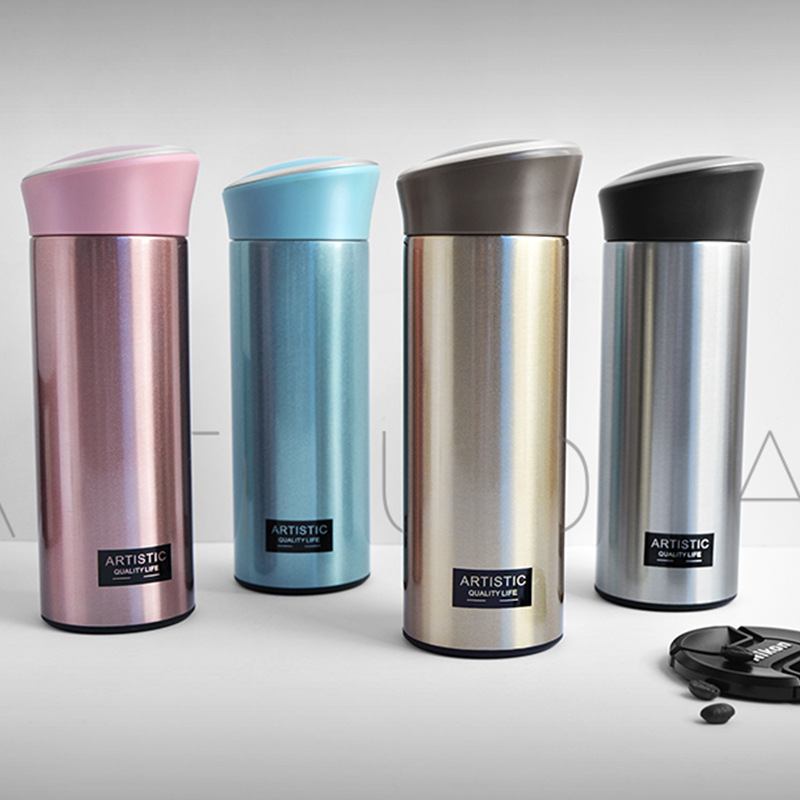 304 Stainless Steel Vacuum Insulation Fashion Flask
