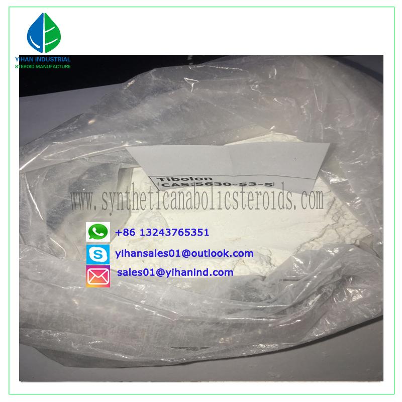 Paypal Steroid Intermediates Tibolone Acetate (Tibol; Livial; Liviella) Powder for Bodybuilding Judy