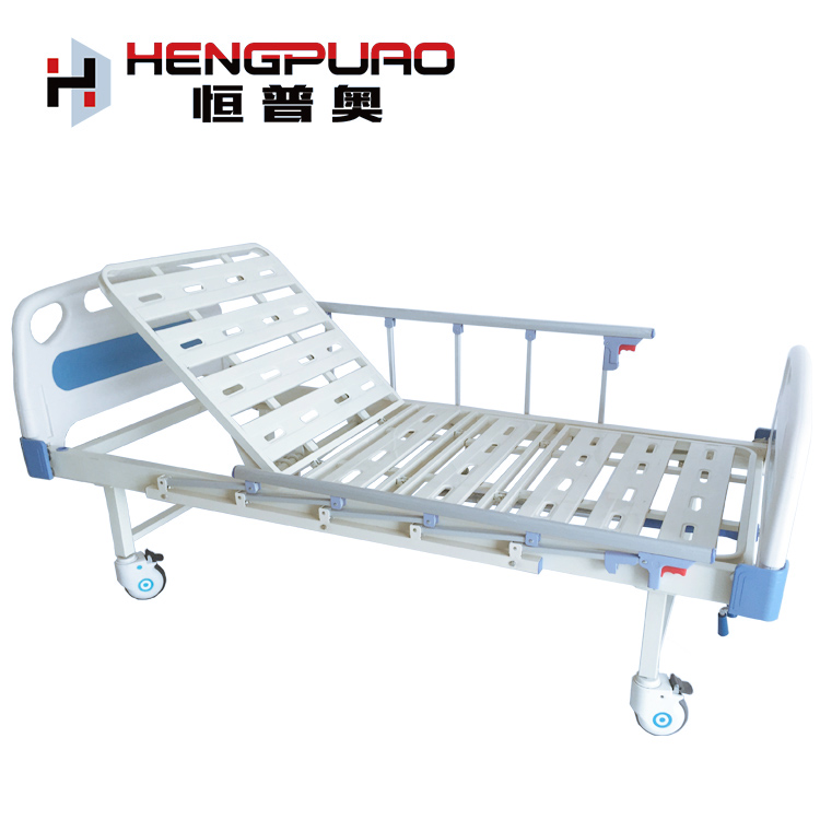manual standard size medical equipment hospital beds with cheap price