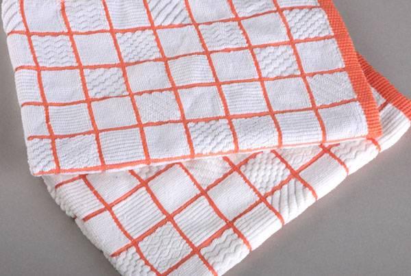Microfiber Checked Kitchen Cloth