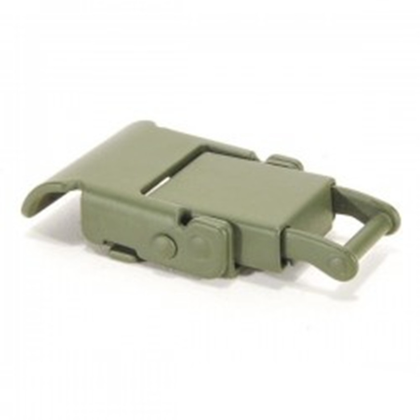 Military Battery box for PRC-77-PRC-25-housing-clamp-faster