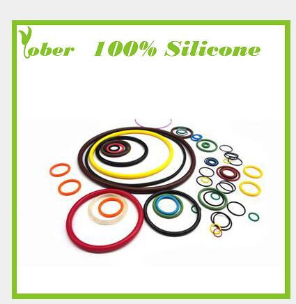 OEM Silicone Rubber O Ring For Sealing