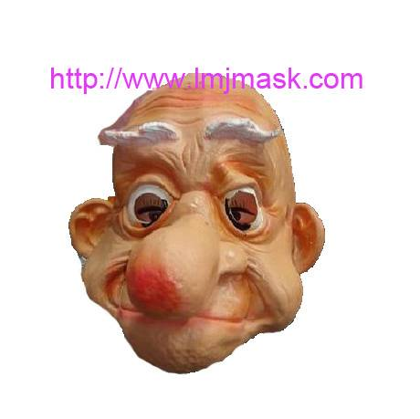 halloween evil mask