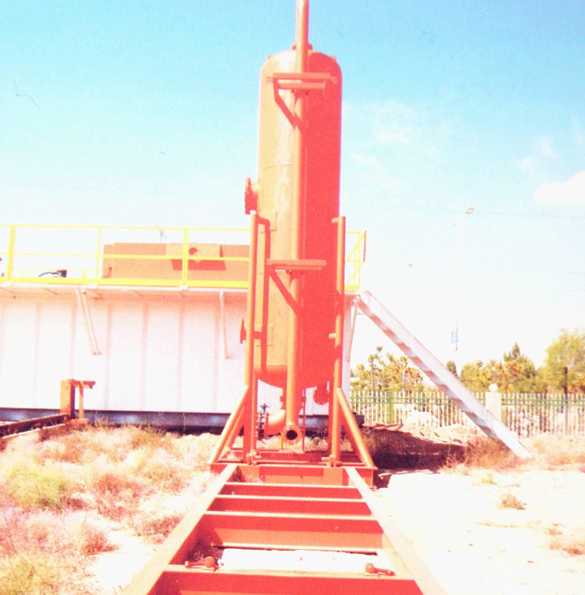 Mud Gas Separator Fluids solids control