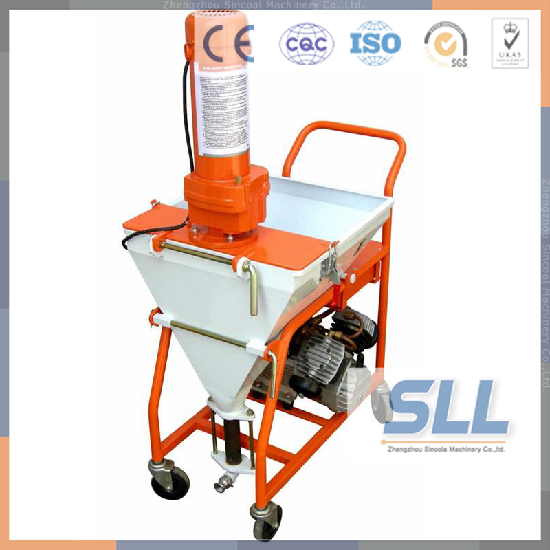 Paint Spraying Machine Putty Spraying with Air Compressor