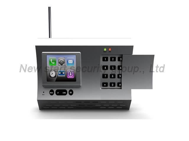 Wireless intelligent PSTN alarm system(NEW)