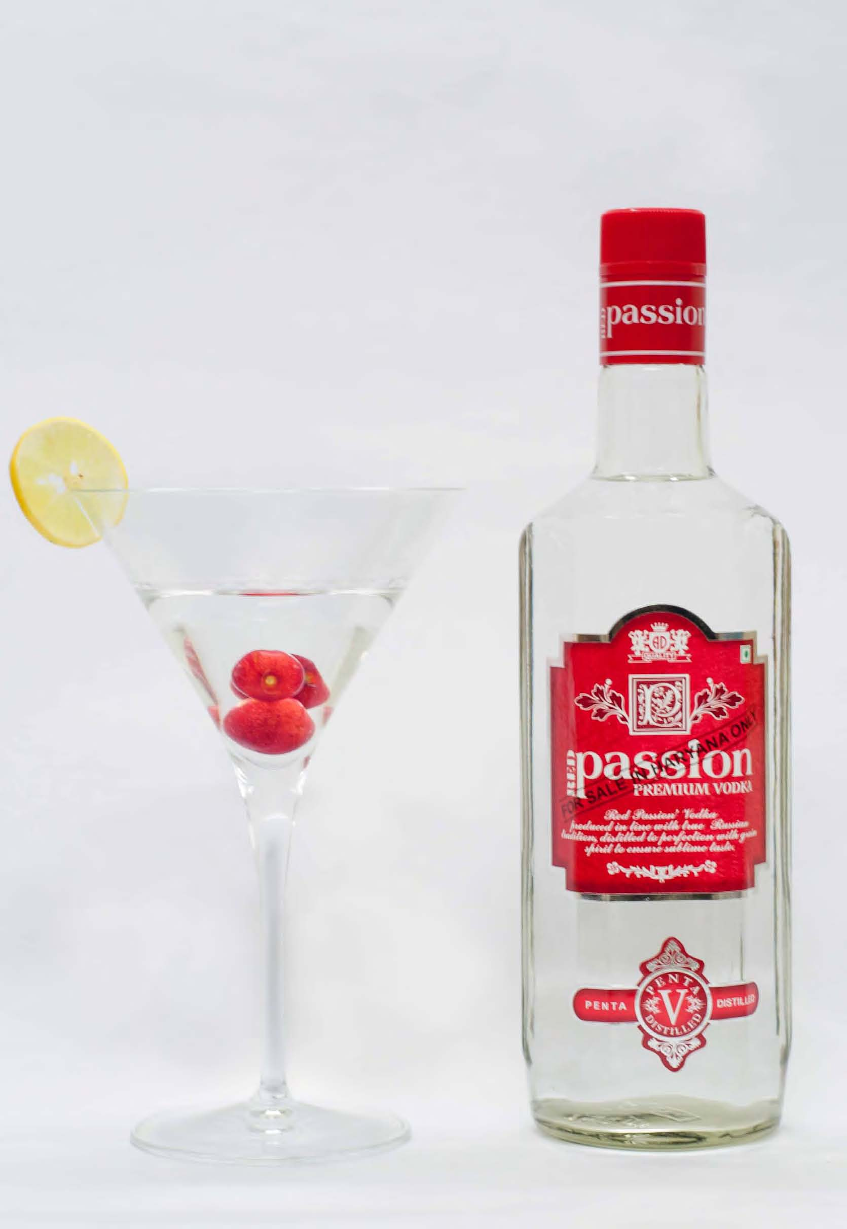 Red Passion Vodka