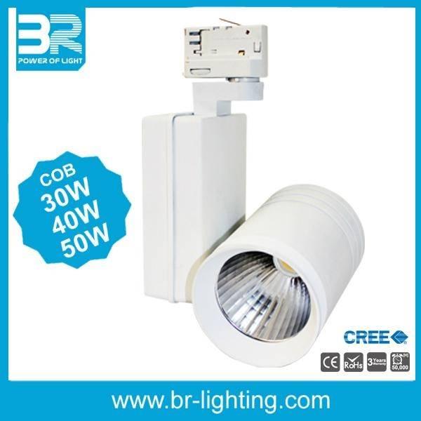 High Power LED Tracklight 40W 50W