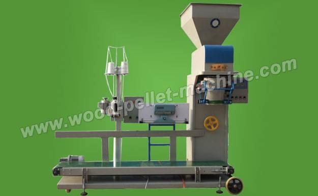Pellet Packing Machine