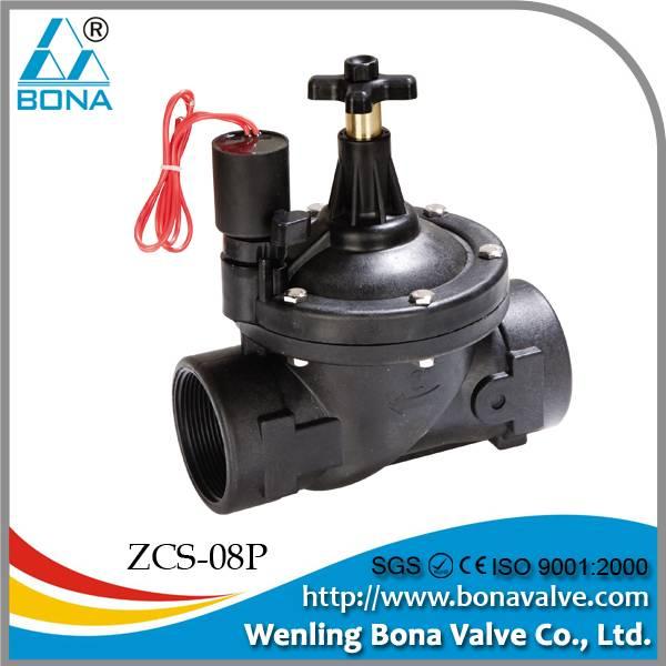 irrigation solenoid valve controller