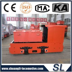 High Quality Battery Factory and Mine Electric Locomotives For Coal Mine Underground Power Equipment