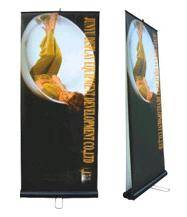 Double-side banner
