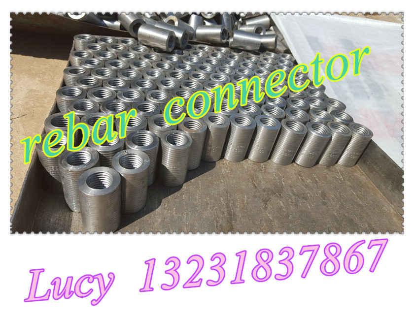 rebar coupler/ counter bore steel bungs with factory price