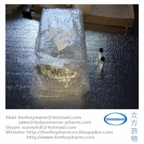 Bremelanotide pt 141 PT141 10mg/vial CAS 189691-06-3